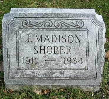 SHOBER, JAMES M - Calhoun County, Michigan | JAMES M SHOBER - Michigan Gravestone Photos