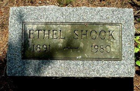 SHOOK, ETHEL - Calhoun County, Michigan   ETHEL SHOOK - Michigan Gravestone Photos