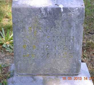 SMITH, AUGUSTA - Calhoun County, Michigan | AUGUSTA SMITH - Michigan Gravestone Photos