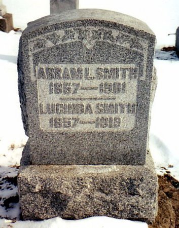 SMITH, ABRAM - Calhoun County, Michigan | ABRAM SMITH - Michigan Gravestone Photos
