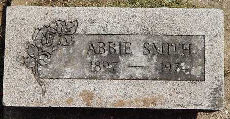 SMITH, ABBIE - Calhoun County, Michigan | ABBIE SMITH - Michigan Gravestone Photos