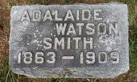 SMITH, ADALAIDE - Calhoun County, Michigan | ADALAIDE SMITH - Michigan Gravestone Photos