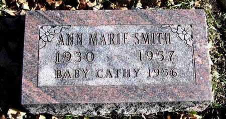 SMITH, CATHY - Calhoun County, Michigan | CATHY SMITH - Michigan Gravestone Photos