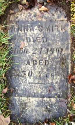SMITH, ANNA - Calhoun County, Michigan | ANNA SMITH - Michigan Gravestone Photos