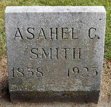 SMITH, ASAHEL C - Calhoun County, Michigan | ASAHEL C SMITH - Michigan Gravestone Photos