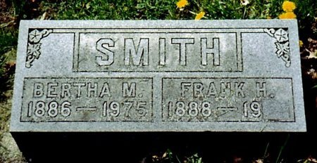 SMITH, FRANK H. - Calhoun County, Michigan | FRANK H. SMITH - Michigan Gravestone Photos