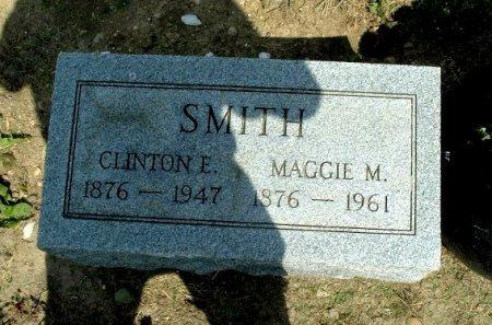 SMITH, MAGGIE M. - Calhoun County, Michigan | MAGGIE M. SMITH - Michigan Gravestone Photos