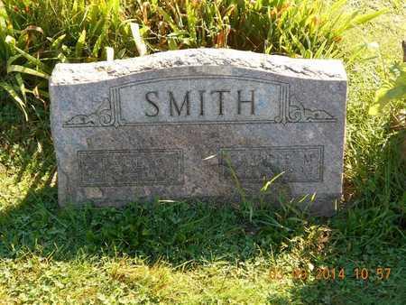 SMITH, CARRIE M. - Calhoun County, Michigan | CARRIE M. SMITH - Michigan Gravestone Photos