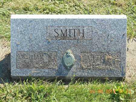 SMITH, CATHERINE M. - Calhoun County, Michigan   CATHERINE M. SMITH - Michigan Gravestone Photos