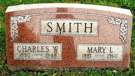 SMITH, CHARLES W - Calhoun County, Michigan | CHARLES W SMITH - Michigan Gravestone Photos