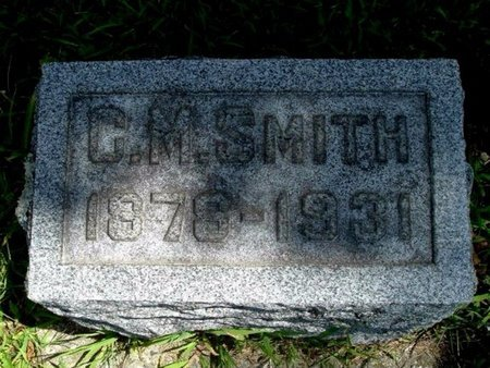 SMITH, CHARLEY M. - Calhoun County, Michigan   CHARLEY M. SMITH - Michigan Gravestone Photos