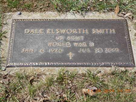 SMITH, DALE ELSWORTH - Calhoun County, Michigan | DALE ELSWORTH SMITH - Michigan Gravestone Photos