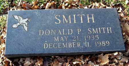 SMITH, DONALD P - Calhoun County, Michigan | DONALD P SMITH - Michigan Gravestone Photos