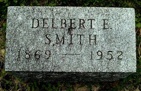 SMITH, DELBERT E - Calhoun County, Michigan | DELBERT E SMITH - Michigan Gravestone Photos