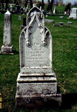 SMITH, ELLEN M. - Calhoun County, Michigan | ELLEN M. SMITH - Michigan Gravestone Photos