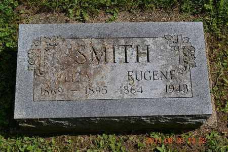 SMITH, ELIZA - Calhoun County, Michigan   ELIZA SMITH - Michigan Gravestone Photos