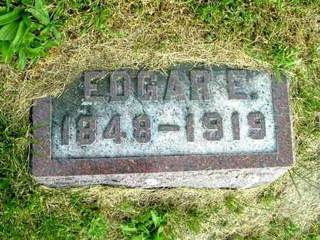 SMITH, EDGAR E. - Calhoun County, Michigan | EDGAR E. SMITH - Michigan Gravestone Photos
