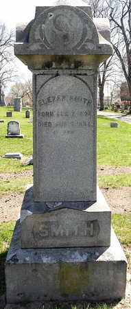 SMITH, ELEZER - Calhoun County, Michigan | ELEZER SMITH - Michigan Gravestone Photos