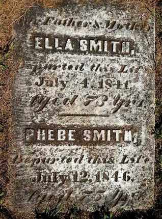 SMITH, PHEBE - Calhoun County, Michigan   PHEBE SMITH - Michigan Gravestone Photos