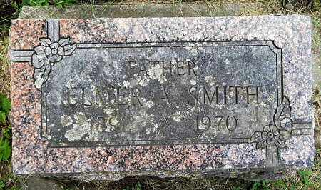 SMITH, ELMER A - Calhoun County, Michigan | ELMER A SMITH - Michigan Gravestone Photos