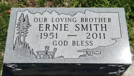 SMITH, ERNIE - Calhoun County, Michigan | ERNIE SMITH - Michigan Gravestone Photos