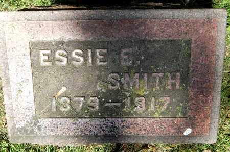 SMITH, ESSIE E - Calhoun County, Michigan | ESSIE E SMITH - Michigan Gravestone Photos