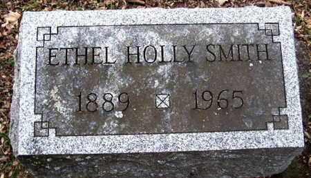 SMITH, ETHEL - Calhoun County, Michigan | ETHEL SMITH - Michigan Gravestone Photos