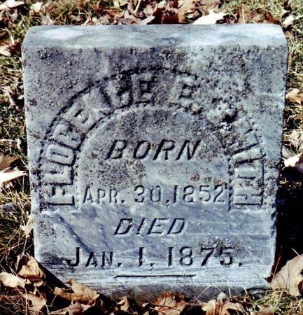 SMITH, FLORENCE E. - Calhoun County, Michigan   FLORENCE E. SMITH - Michigan Gravestone Photos