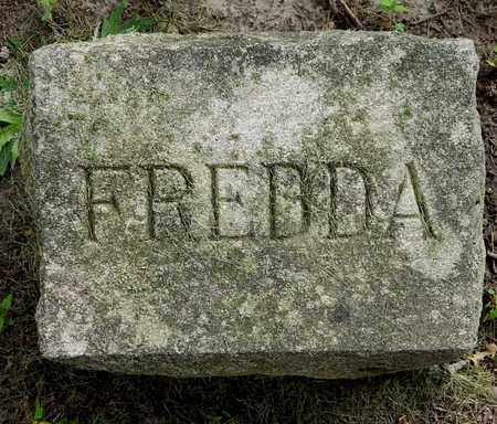 "SMITH, FREDDA ""FREDDIE"" - Calhoun County, Michigan 