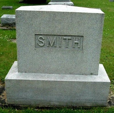 SMITH, FAMILY MARKER - Calhoun County, Michigan | FAMILY MARKER SMITH - Michigan Gravestone Photos