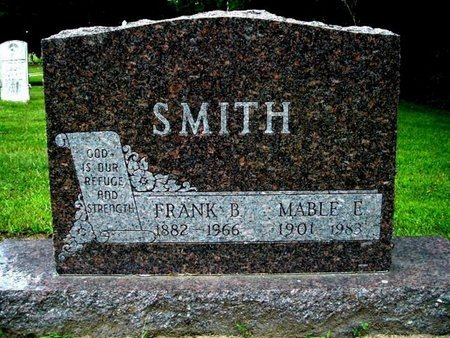 SMITH, FRANK B. - Calhoun County, Michigan | FRANK B. SMITH - Michigan Gravestone Photos