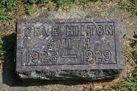 SMITH, GENE HILTON - Calhoun County, Michigan | GENE HILTON SMITH - Michigan Gravestone Photos