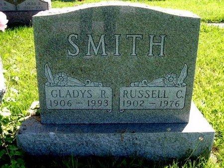 SMITH, RUSSELL C. - Calhoun County, Michigan | RUSSELL C. SMITH - Michigan Gravestone Photos