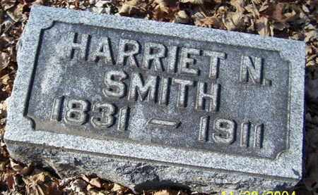 SMITH, HARRIET N - Calhoun County, Michigan | HARRIET N SMITH - Michigan Gravestone Photos