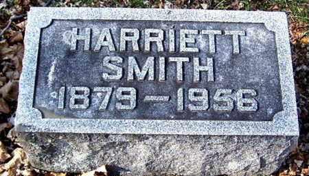 SMITH, HARRIETT - Calhoun County, Michigan   HARRIETT SMITH - Michigan Gravestone Photos