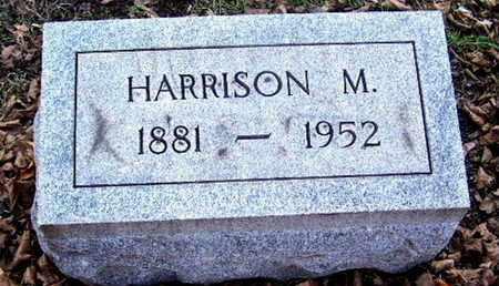 SMITH, HARRISON M - Calhoun County, Michigan | HARRISON M SMITH - Michigan Gravestone Photos