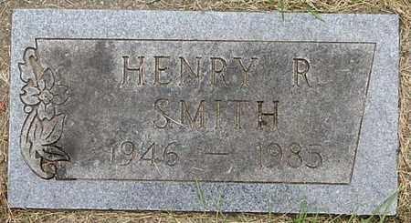 SMITH, HENRY R - Calhoun County, Michigan | HENRY R SMITH - Michigan Gravestone Photos
