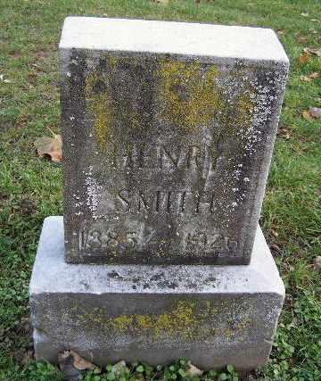 SMITH, HENRY - Calhoun County, Michigan | HENRY SMITH - Michigan Gravestone Photos