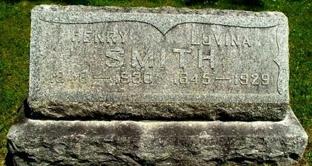 SMITH, HENRY - Calhoun County, Michigan | HENRY SMITH - Michigan Gravestone Photos