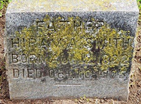 SMITH, HIRAM A - Calhoun County, Michigan | HIRAM A SMITH - Michigan Gravestone Photos