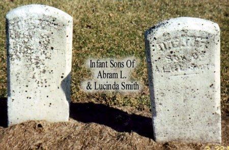 SMITH, INFANT SONS OF A. & L. - Calhoun County, Michigan | INFANT SONS OF A. & L. SMITH - Michigan Gravestone Photos