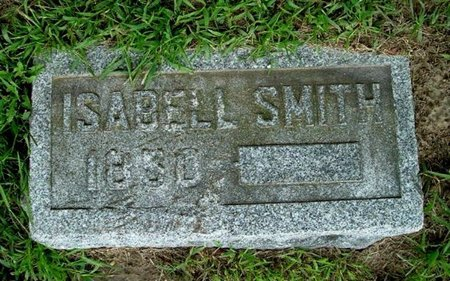 SMITH, ISABELL - Calhoun County, Michigan | ISABELL SMITH - Michigan Gravestone Photos