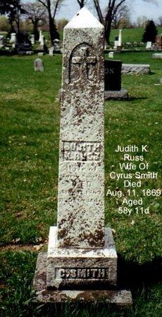 SMITH, JUDITH K. - Calhoun County, Michigan | JUDITH K. SMITH - Michigan Gravestone Photos
