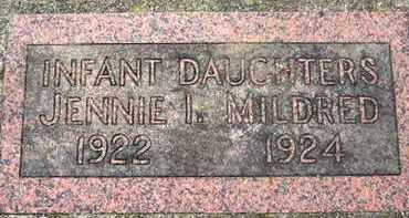 SMITH, JENNIE - Calhoun County, Michigan | JENNIE SMITH - Michigan Gravestone Photos