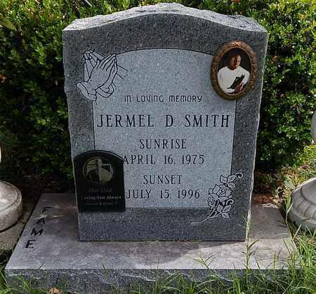 SMITH, JERMEL D - Calhoun County, Michigan | JERMEL D SMITH - Michigan Gravestone Photos