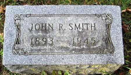 SMITH, JOHN R - Calhoun County, Michigan | JOHN R SMITH - Michigan Gravestone Photos