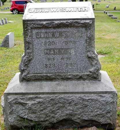SMITH, JOHN W - Calhoun County, Michigan | JOHN W SMITH - Michigan Gravestone Photos