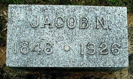 SMITH, JACOB N - Calhoun County, Michigan | JACOB N SMITH - Michigan Gravestone Photos