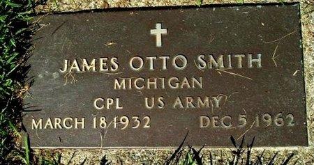 SMITH, JAMES O. - Calhoun County, Michigan | JAMES O. SMITH - Michigan Gravestone Photos