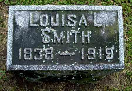SMITH, LOUISA L - Calhoun County, Michigan | LOUISA L SMITH - Michigan Gravestone Photos